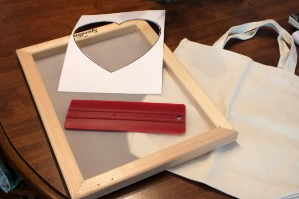 DIY screen printing | It Started with Yum
